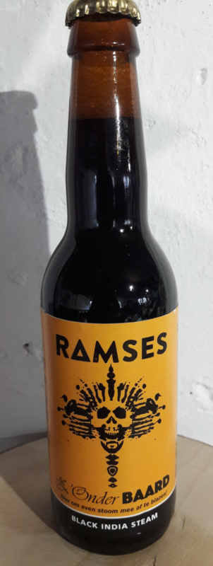 Ramses Z' Onder baard 33 cl