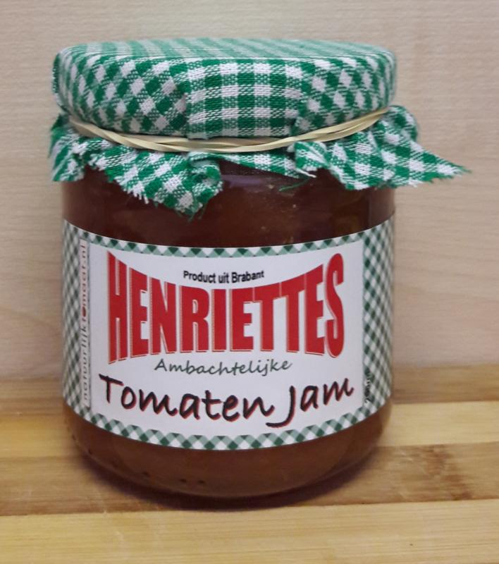 Henriëttes Tomaten jam  200 ml
