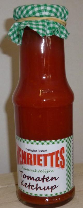 Henriëttes Tomatenketchup 240 ml