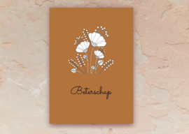 Beterschap - bloemen