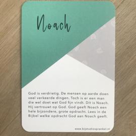 Bijbelkaartjes 'In opdracht van God...'