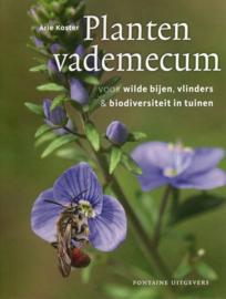 Plantenvademecum voor wilde bijen, vlinders en biodiversiteit in tuinen