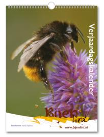 Bijen verjaardagskalender