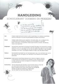 Bijen-schoolkrant: Zoemers en prikkers