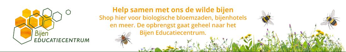 Webshop Bijenstichting 'Educatie & Advies'