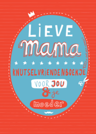Knutselvriendenboekje voor mama