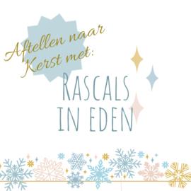 Aftellen naar Kerst met Rascals in Eden - nog 1 week