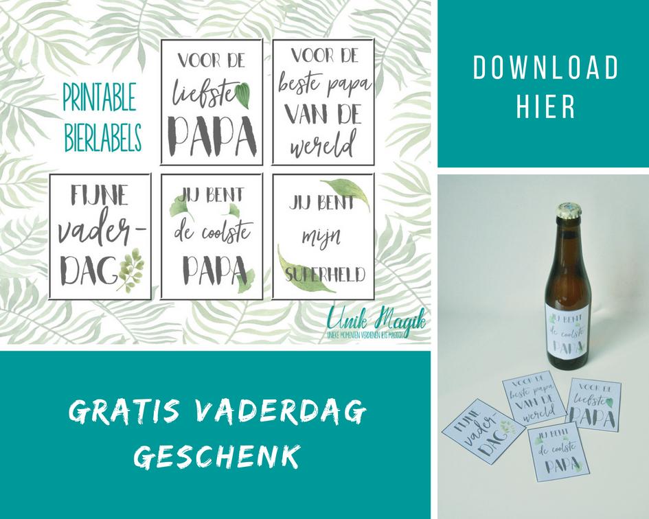 gratis download printable bierlabels