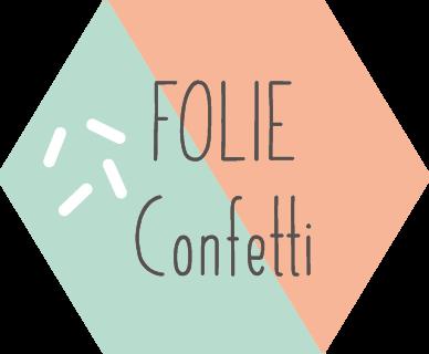 Logo Folie Confetti