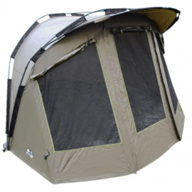 Zfish Bivvy Deluxe King Size 2 Man + overwrap combideal