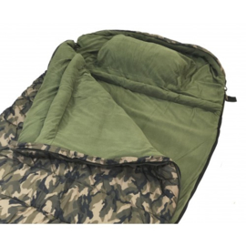Zfish Camo Set Brolly+Bedchair+Sleeping bag