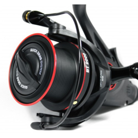 Zfish Reel Hulk BT 9000 1+1 set
