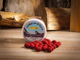 Red Halibut Dumbells Pop-up 15mm