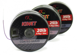 ZFish Kinet Coated Braid  25lb 10m onderlijn