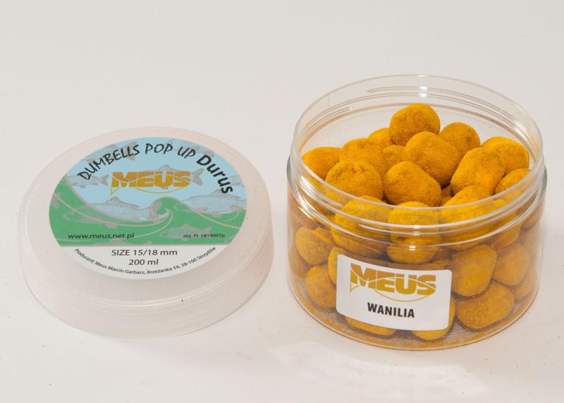 Vanille Dumbells Pop-up 15mm