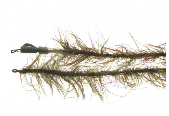 Weed look camo leadcore incl lead clip