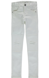 Name It Kids Name It Torina XXSL DNM Pant White Denim