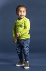 Quapi sweater Vikten Lime Gr