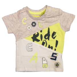 Lemon Beret shirt Ride on