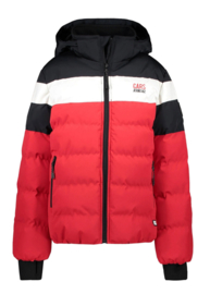 CARS JEANS Winterjas Granby Red