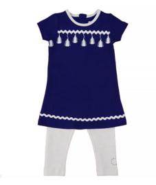 Lofff Dress Tasle Dark Blue