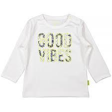 B.E.S.S. LS Good Vibes White