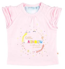 Feetje shirt Rainbow
