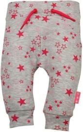 Dirkje joggingbroek Stars Grey Melee
