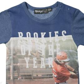 Dirkje T-shirt Bound to Win mt 56