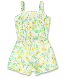 Lemon Beret Jumpsuit