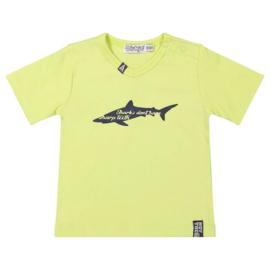 Dirkje T shirt Sure Neon Green