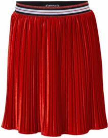Indian Blue Jeans Velvet Skirt Samba