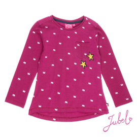 Jubel shirt AOP Frosted