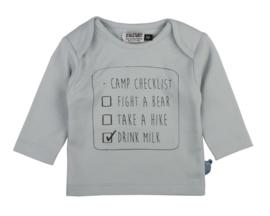 Zero2three Shirt Checklist