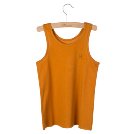 Little Hedonist - Tanktop Maddy Pumpkin Spice