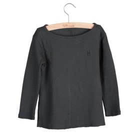 Little Hedonist - Longsleeve Top Jack Pirate Black