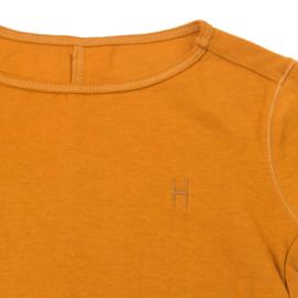 Little Hedonist - Dress Jacky Pumpkin Spice