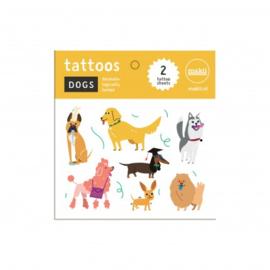 Makii Dogs Tattoos