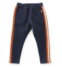 Little Label Girls Sweat Pants Navy