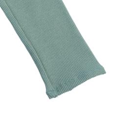 Little Hedonist - Dress Jacky Chinios Green
