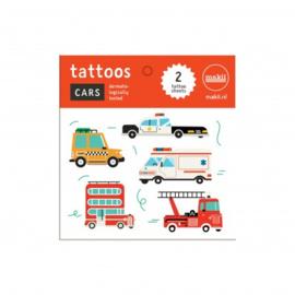 Makii Cars Tattoos