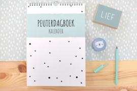 NOOT Peuterdagboek Kalender