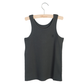 Little Hedonist - Tanktop Maddy Pirate Black
