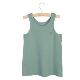 Little Hedonist - Tanktop Maddy Chinios Green