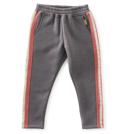 Little Label Girls Sweat Pants Asphalt