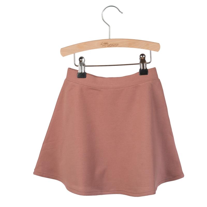 Little Hedonist - Pleated Skirt Mesa Burlwood