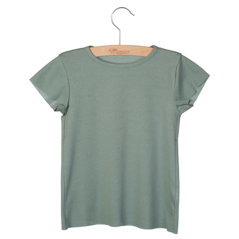 Little Hedonist - T-shirt Dean Chinios Green