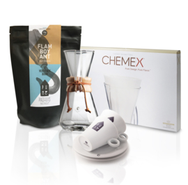 Chemex Small Pakket (Slow Coffee)