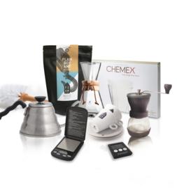 Chemex Compleet Pakket (Slow Coffee)