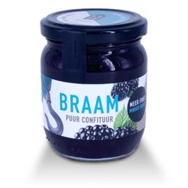 Paqhuis Puur Confituur Braam - 225 gram